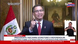????EN VIVO | MENSAJE A LA NACIÓN DEL PRESIDENTE MARTÍN VIZCARRA - 05/07/20
