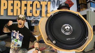 Speaker Rings DONE!