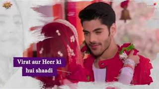 Shakti | Virat & Heer gets married - COLORSTV