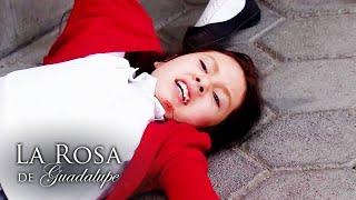 La Rosa de Guadalupe   Una madre lucha para salvar a su hija del bullying