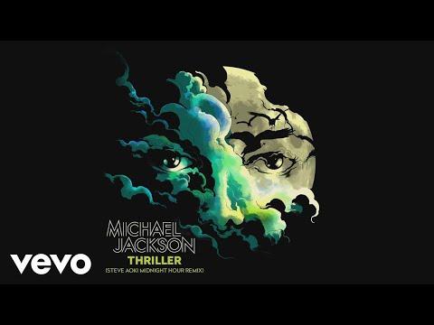 connectYoutube - Michael Jackson - Thriller (Steve Aoki Midnight Hour Remix) [Audio]
