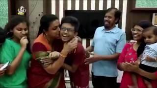 Actress Roja Selvamani Son Koushik Birthday Celebrations - Telugu Film News | Latest Tollywood News - TFPC