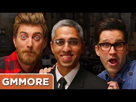 Rhett & Link Meet The Surgeon General