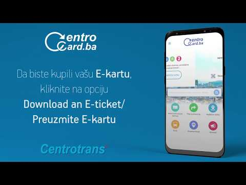 Centrotrans E-karta