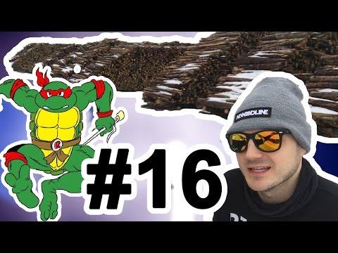 connectYoutube - Piosenka o drewnie, Żółwie ninja i Melanże w klubach [lchp.GUGUŁA #16]