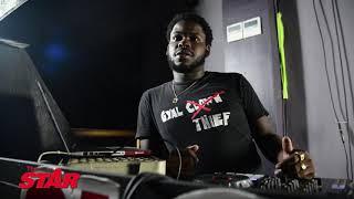 LIFE OF THE PARTY: The unpredictable DJ Shella