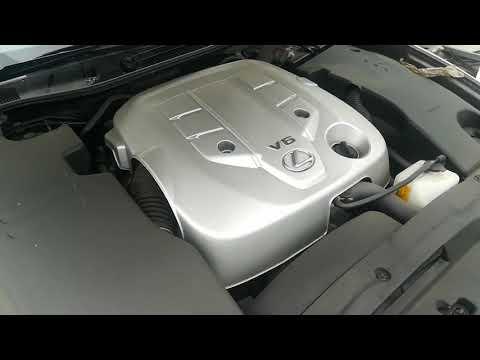 Lexus Serija Gs 2005 m dalys