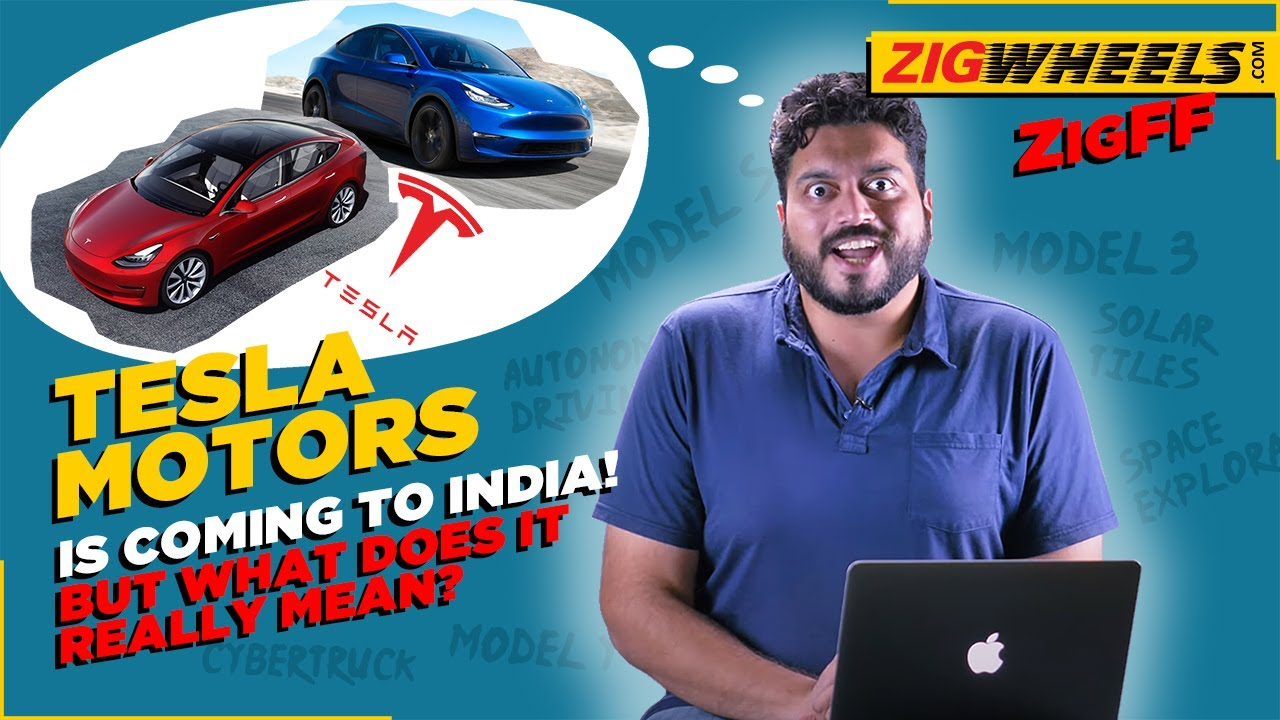 Tesla In India | Model 3, Model X & Beyond! | ZigFF
