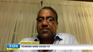 Wykeham McNeill On Toursim And COVID-19    Opposition Tuesday    CVMTV