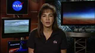 NASA | MAVEN MOI live shot with Sandra Cauffman