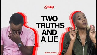 #InTheLoopBTS: Two Truths and a Lie!