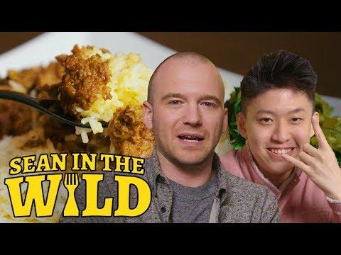 connectYoutube - Rich Chigga Schools Sean Evans on Indonesian Food   Sean in the Wild