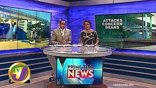 TVJ News: Deans of Discipline Concerned About Violent Attacks at Schools - February 21 2020