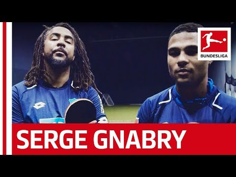 Serge Gnabry - Owo Meets Hoffenheim's New Wing Wizard
