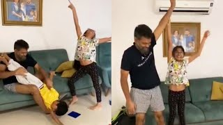 Director Sukumar Playing WWE With His Kids | Sukumar Spending Time With His Kids - RAJSHRITELUGU