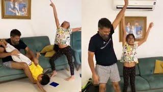 Director Sukumar Playing WWE With His Kids | Sukumar Spending Time With His Kids - RAJSHRITELUGU