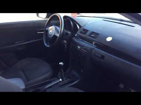Mazda 3 2004 m dalys