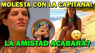 Natalia está molesta con la capitanía de Adianez!! - Survivor México