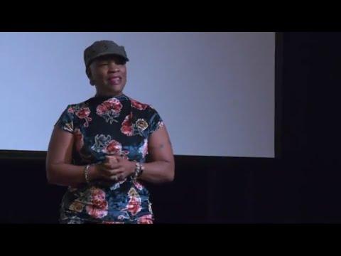 I Found Myself When I Lost My Hair   Tanya Barnett   TEDxWilmingtonWomen