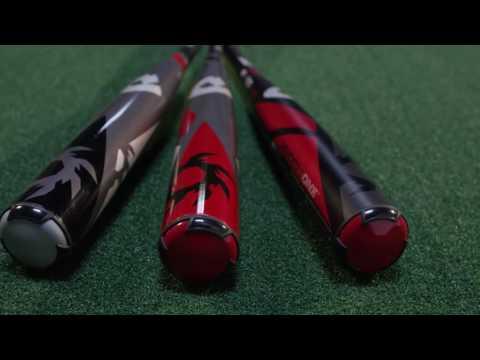 2017 DeMarini Voodoo One Senior League Baseball Bat: DXVOZ