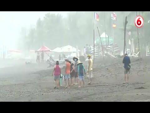 Jornada de limpieza en playa Jacó suma 40 voluntarios
