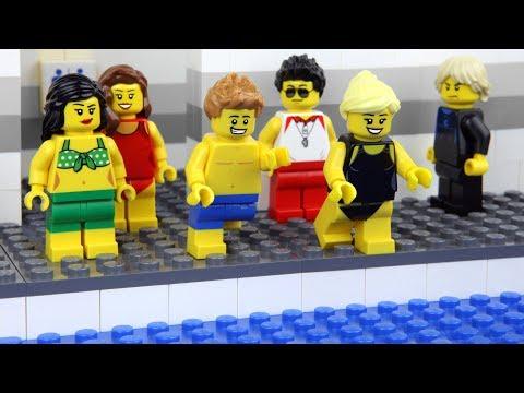 connectYoutube - Lego Swimming Pool