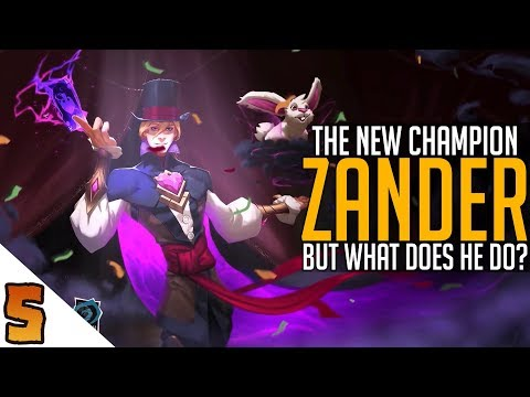 connectYoutube - New Champion: Zander