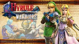 Hyrule Warriors: Game Walkthrough Part 1 of 2