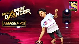 Suraj Proves Everyone Wrong With His Perfect Act | India's Best Dancer - SETINDIA