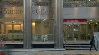 Confirmaron 36 casos de coronavirus en el Sanatorio Güemes