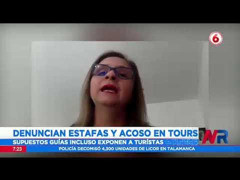 Estafa y hasta acoso sexual: Malas experiencias que enfrentan algunos turistas en el país