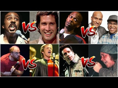 connectYoutube - Comedians VS Comedians Feuds and Insults