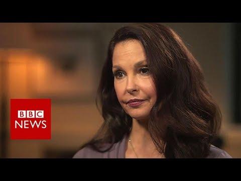 connectYoutube - Ashley Judd: I was not frightened of Harvey Weinstein - BBC News