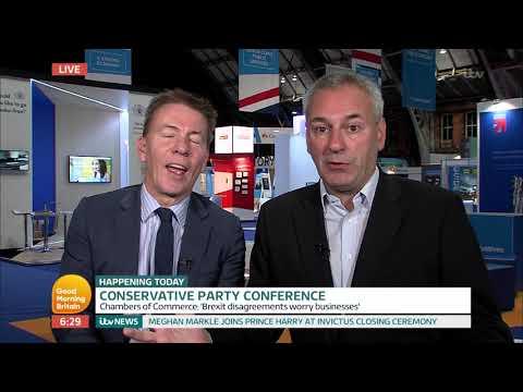 connectYoutube - Piers Compares Boris Johnson to Donald Trump| Good Morning Britain