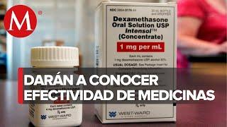 Dexametasona, de beneficio para pacientes graves y en dosis bajas