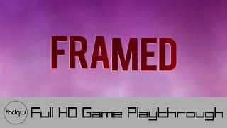FRAMED - Full Game Playthrough (No Commentary)