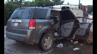 Dos fallecidos en accidente de tránsito en la ruta al Atlántico