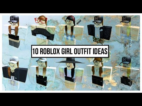 Download Youtube to mp3: 10 ROBLOX OUTFIT IDEAS! || ROBOMAE X