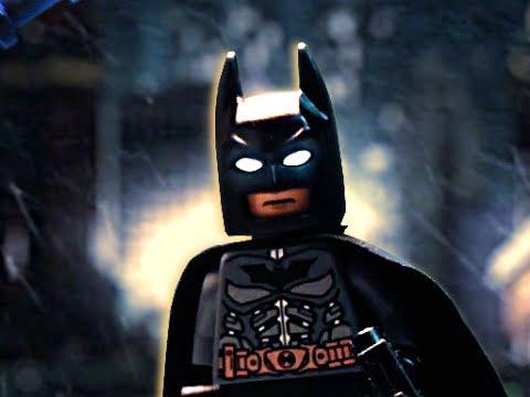 connectYoutube - Lego Batman - Arkham Fan Film!