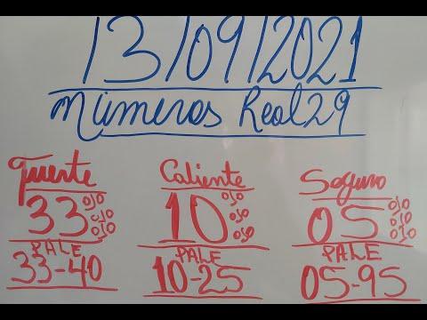 NUMEROS PARA HOY 13/09/2021 DE SEPTIEMBRE PARA TODAS LAS LOTERIAS