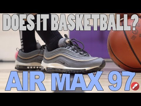 Does It Basketball? Air Max 97!