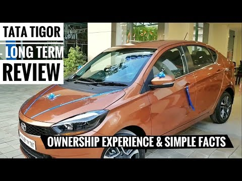TATA TIGOR LONG TERM REVIEW AND OWNERSHIP EXPERIENCE