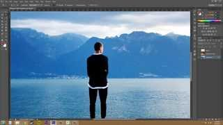 Photoshop CS6 Tutorial - 117 - Invert Adjustment