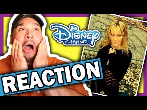 connectYoutube - Hilary Duff - Why Not (Music Video) REACTION