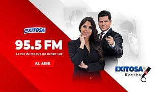 ????????#ExitosaTeEscucha ???? con Pedro Paredes y Claudia Chiroque - 23/12/20.#ExitosaPerú