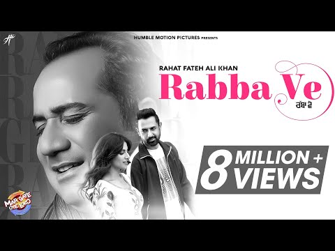 Rabba Ve-Rahat Fateh HD Video Song With Lyrics Mp3 Download