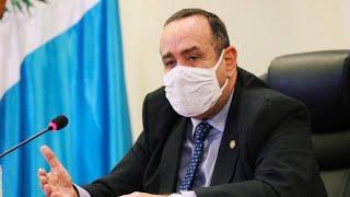 #InformeNacional | Presidente Alejandro Giammattei participará en la XXVII Cumbre Iberoamericana.