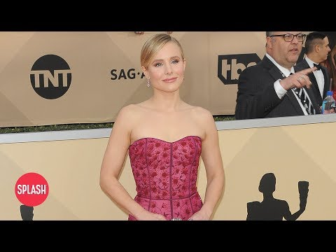 Kristen Bell Is The 'First Lady' of the SAG Awards | Daily Celebrity News | Splash TV