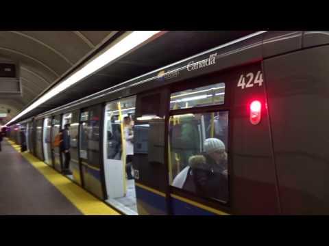 Vancouver SkyTrain - New SkyTrain Cars (Mark 3)