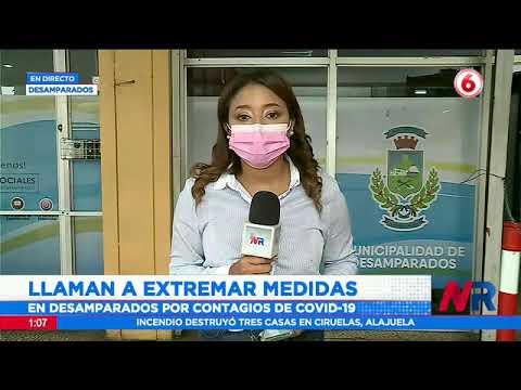 Llaman a extremar medidas en Desamparados por contagios de COVID-19